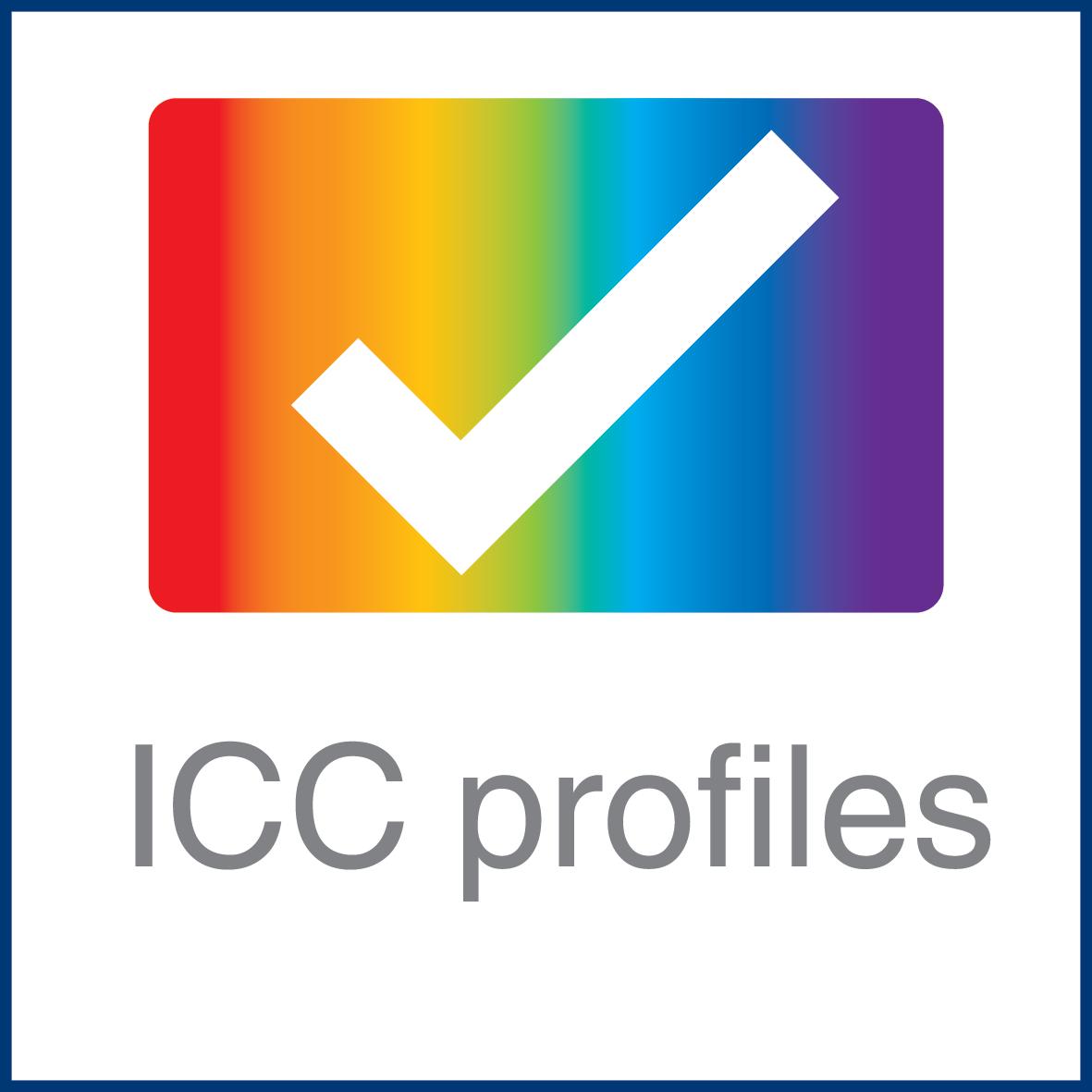 ICC profiles icon