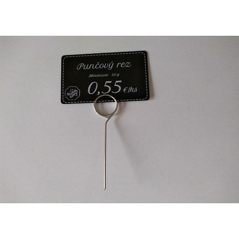 "Price tag holder ""Foodpin"""