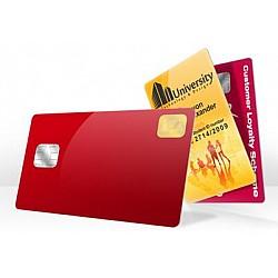 Kontaktné čipové karty