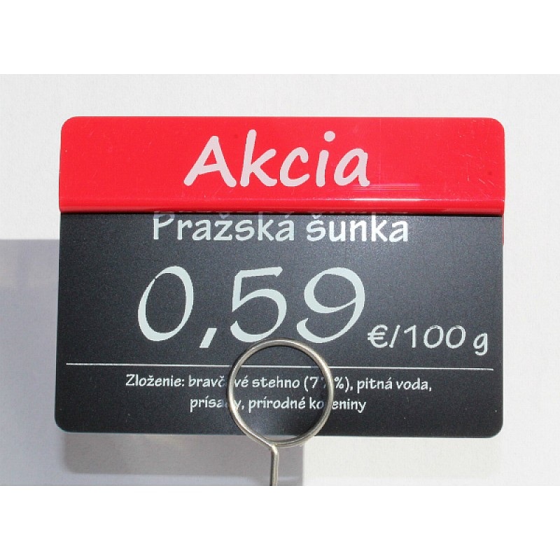 Tags labeled SALE