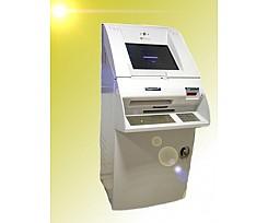 Informačné kiosky a peňažné automaty
