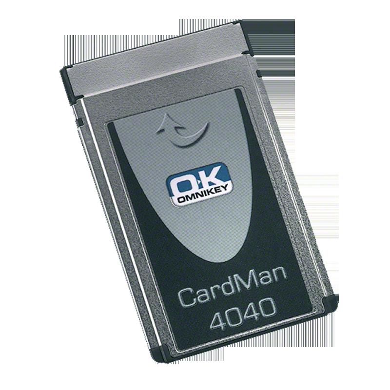 OMNIKEY 4040 Mobile PCMCIA