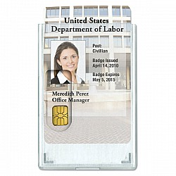 Protective card holder 1840-5056