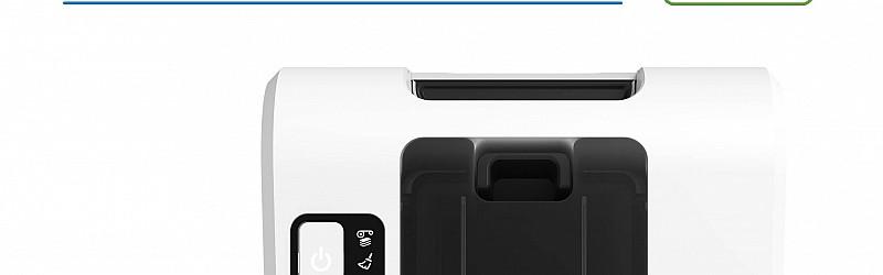 New printer Pronto 100